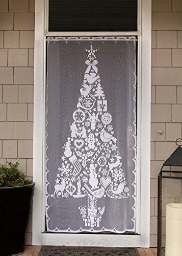 Christmas Tree 38X76 Panel