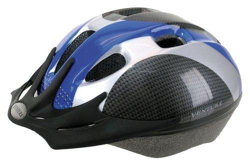 Blue Carbon Microshell Helmet M (54-58 cm)