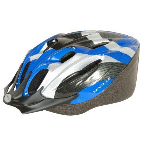 Blue Carbon Microshell Helmet L (58-61 cm)