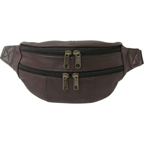 Amerileather Assorted Leather Fanny Packs [Item # 7310-2]