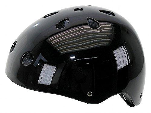 Gloss Black Freestyle Helmet L (58-61 cm)