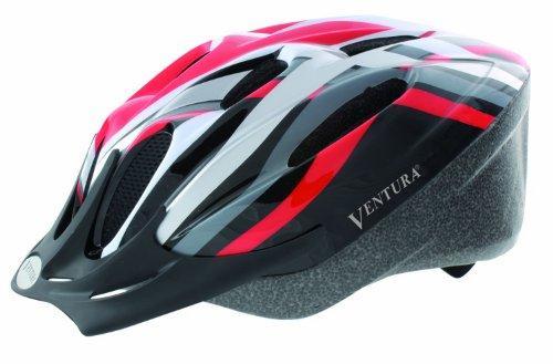 Red Heat Sport Helmet M (54-58 cm)