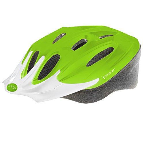 Matte Green Sport Helmet L (58-61 cm)