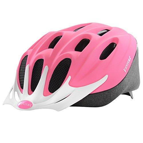 Matte Pink Sport Helmet L (58-61 cm)