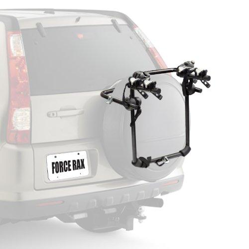 Deluxe 2 Bike Spare Tire Car Rack S.2