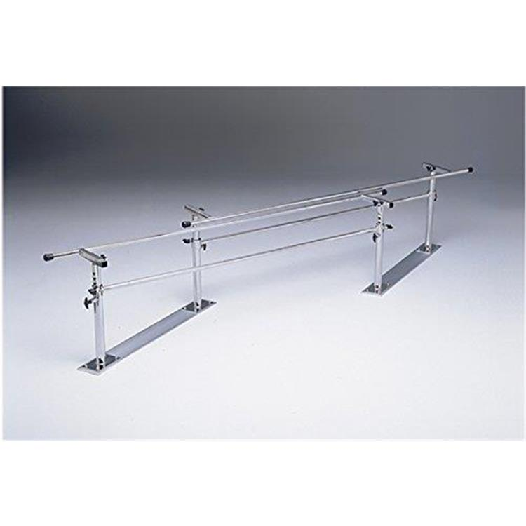 Fabrication Enterprises 15-4004 Folding Parallel Bars 7' Length