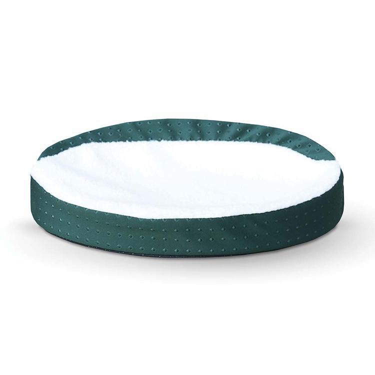 Ultra Memory Foam Oval Pet Cuddle Nest
