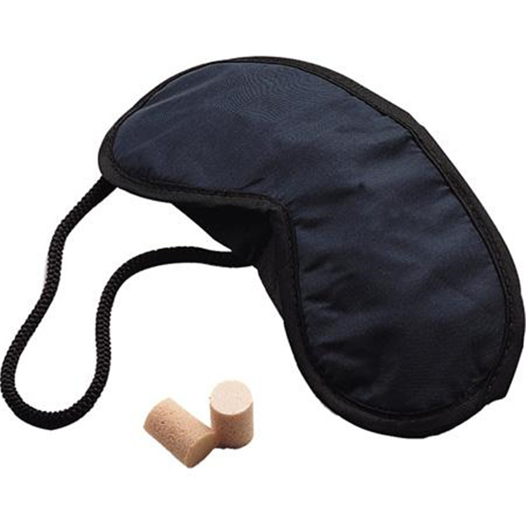 Eye Mask & Ear Plugs [Item # 744394]