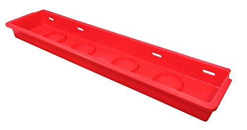 Easel Tray, Red