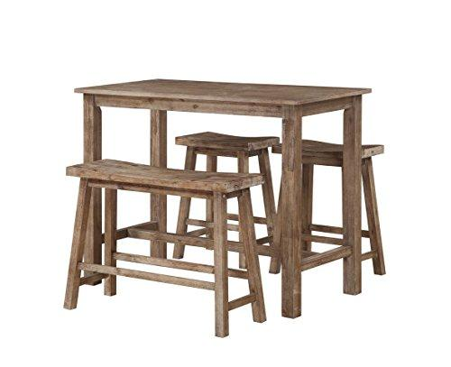 Sonoma 4 Piece Pub Set