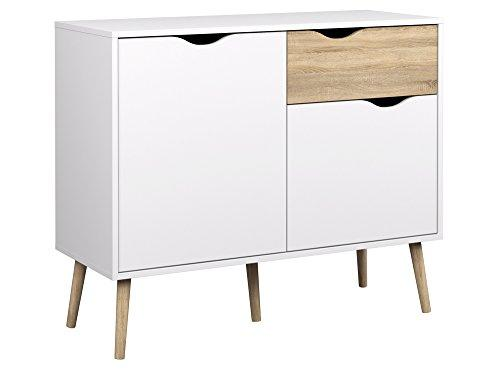 Sideboard with 2 Doors and 1 Drawer