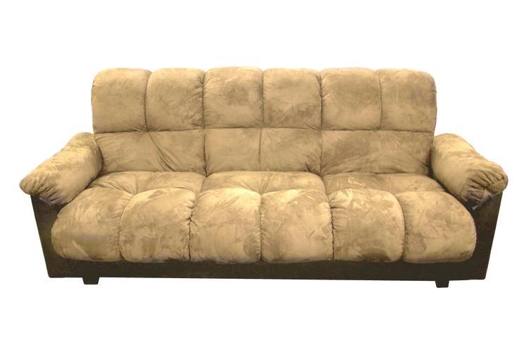 Milton Green Stars London Storage Futon Sofa Bed with Champion Fabric