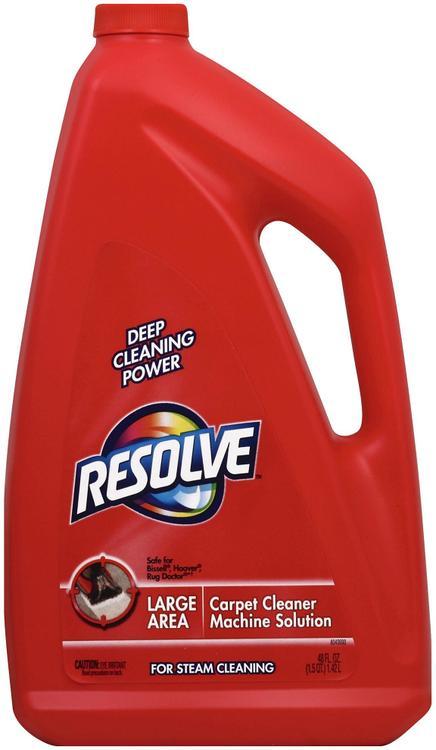 Resolve 75531 48 OZ 48 Fl Oz Carpet Steam Cleaner Concentrate Solution