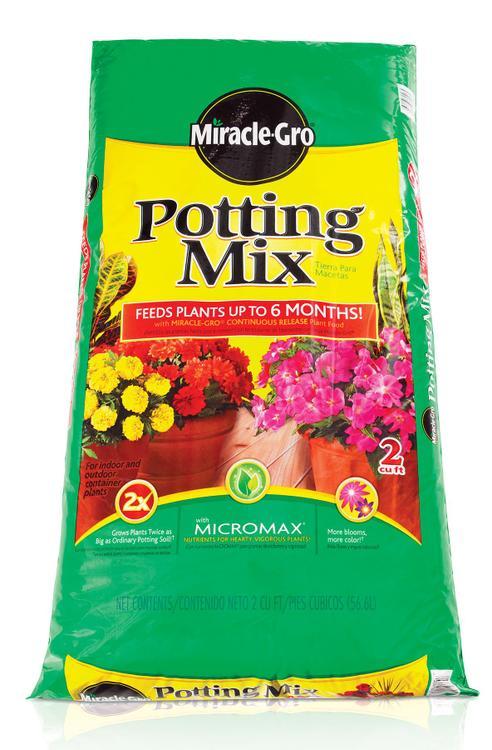 75652300 Mircl Gro Pot Mix 2Cu