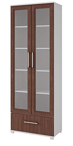 Manhattan Comfort Serra Bookcase [Item # 75AMC193]