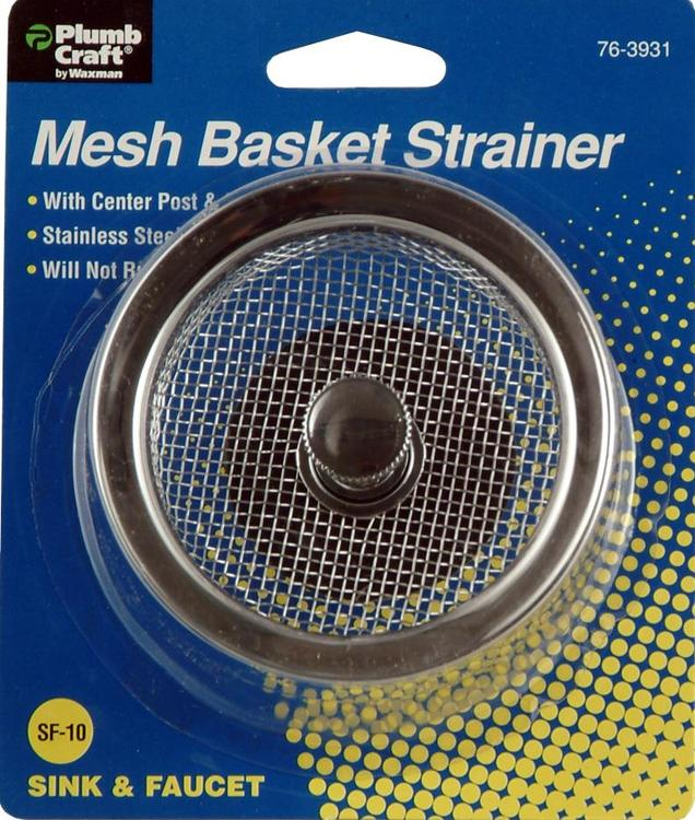 7639310N Strainer Mesh Basket