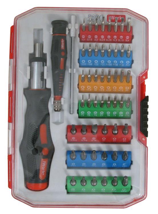76-523-N12 Tool Set 53Pc