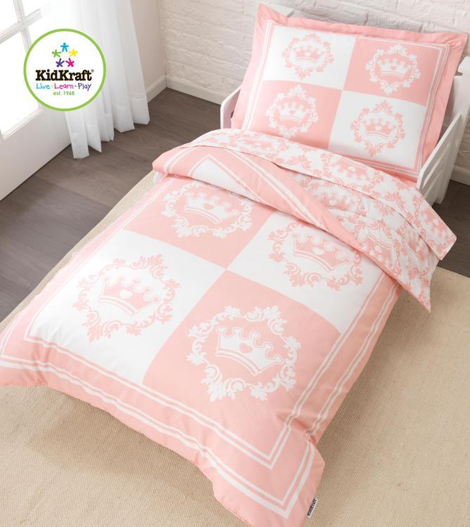 Classic Princess Toddler Bedding