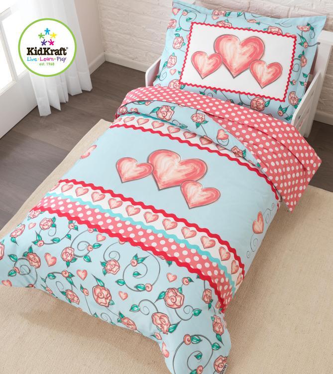 Princess Sweetheart Toddler Bedding