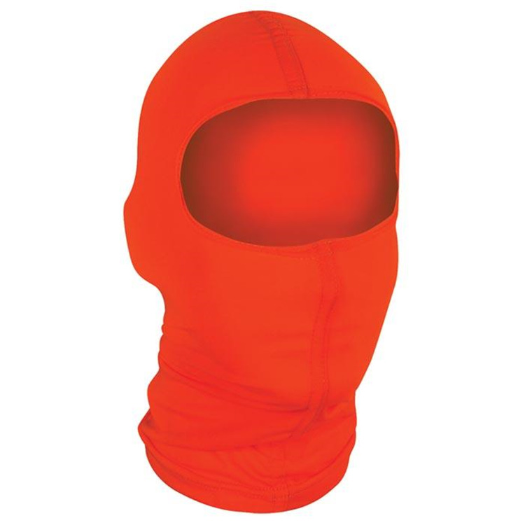 Balaclava Nylon High Vis Orng