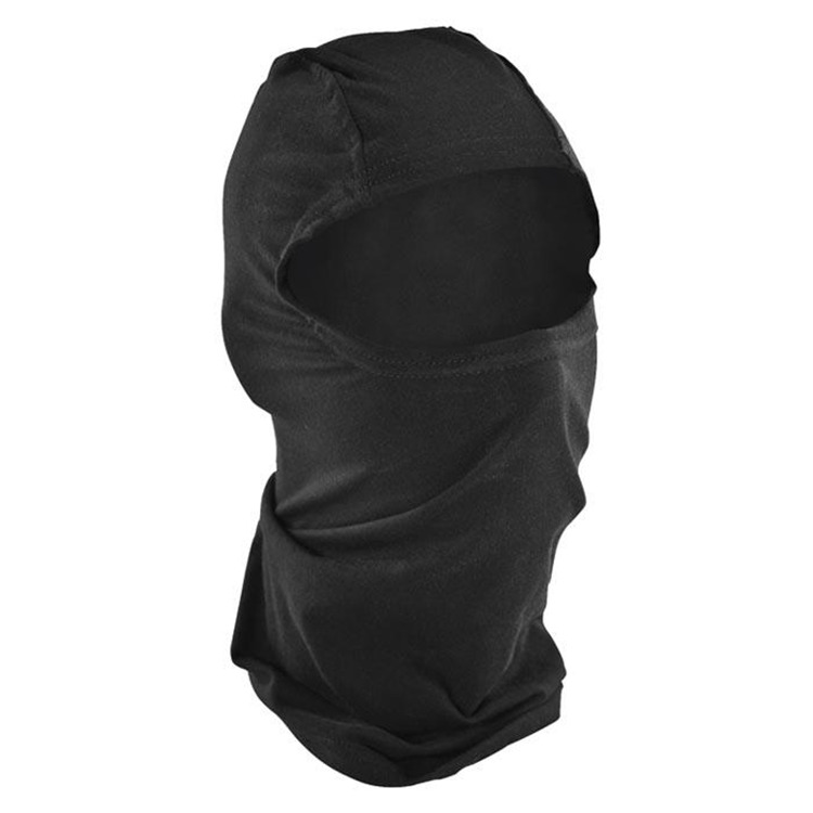 Balaclava Comfort Fleece Black