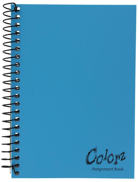 77388-12 Notebook Colorz 7X5