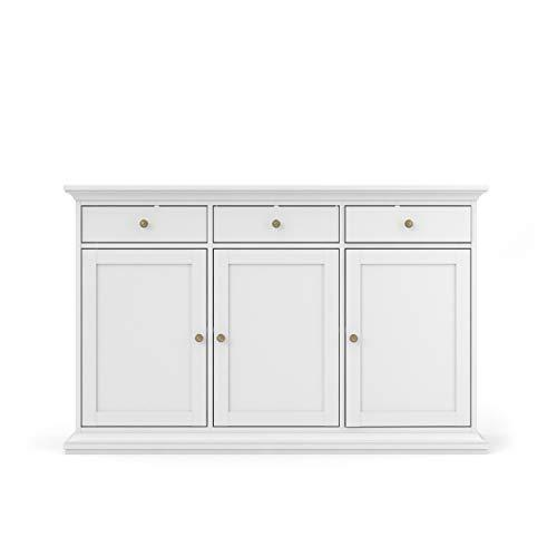 Tvilum Sonoma Sideboard with 3 Doors and 3 Drawers