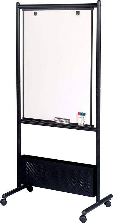 Best-Rite Mfg. Mobile Nest Easel Dura-Rite Whiteboard