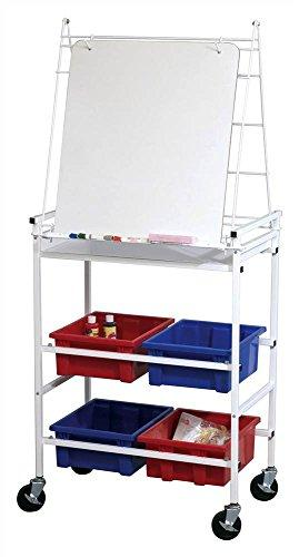 Best-Rite Mfg. Cart Easel Teaching Center