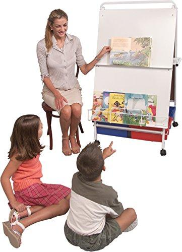 Best-Rite Mfg. Baby Folding Easel with Rack