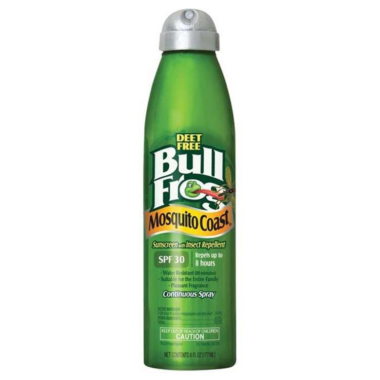 Mosquitocoast Cont Spray Spf30