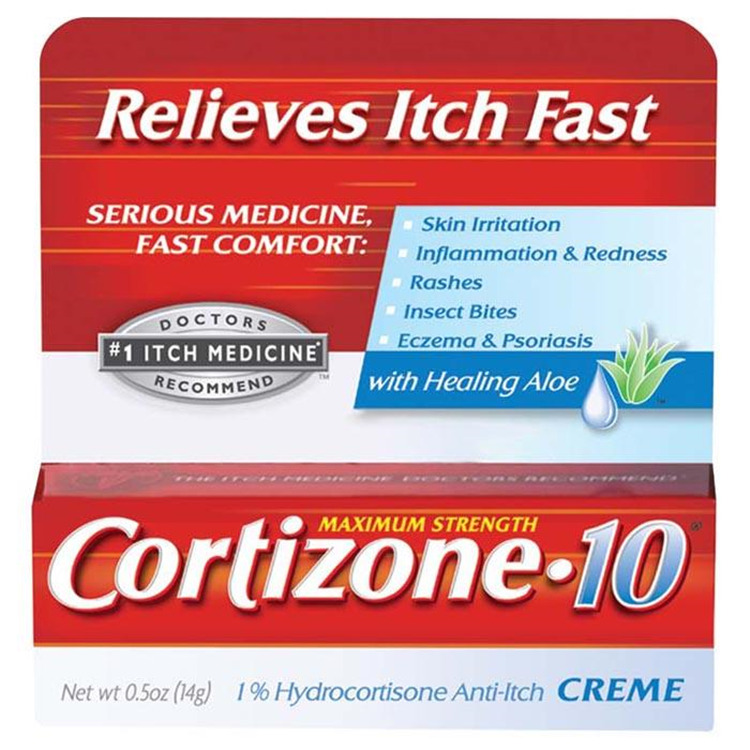 Coritzone-10 Cream .5 Oz