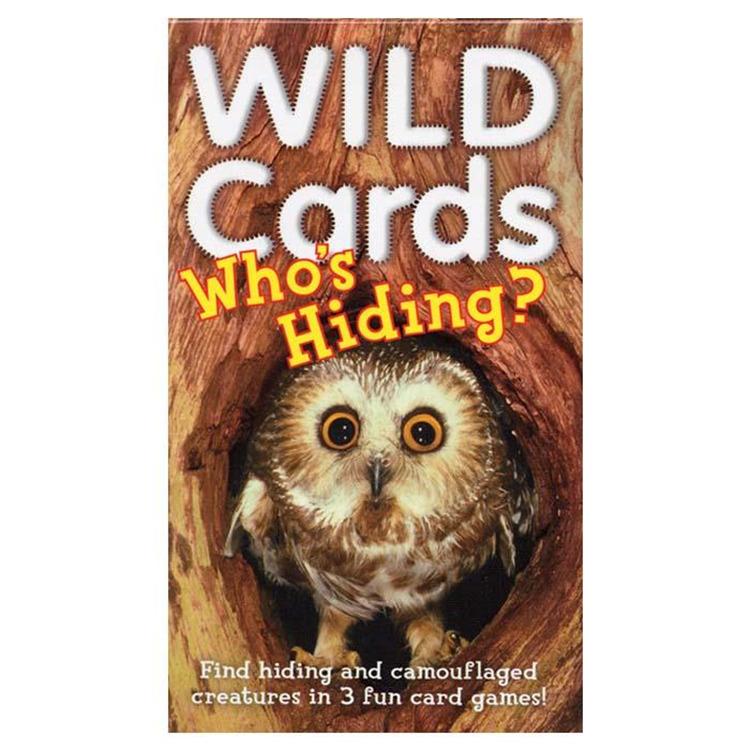 Wild Cards Who's Hiding