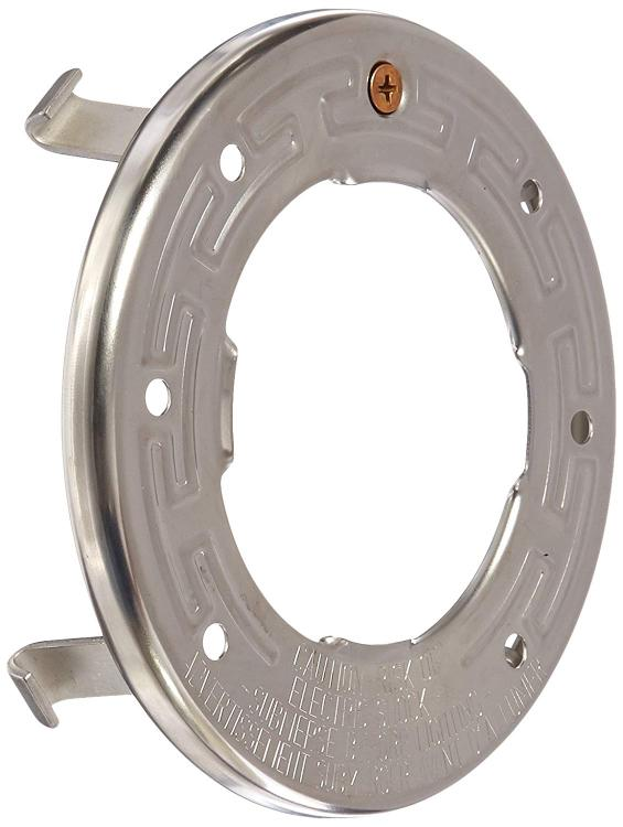 Pentair Stainless Steel Face Ring Assembly Replacement Pool and Spa Light