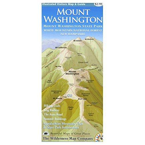 Mt. Washington Map & Guide