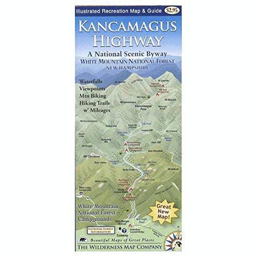 Kancamagus Hwy Map/Guide