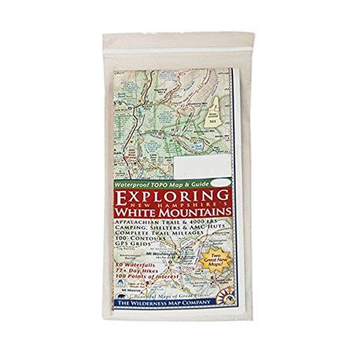 Exploring Nh White Mtns Map