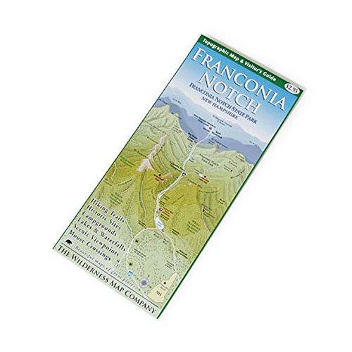 Franconia Notch Map & Guide