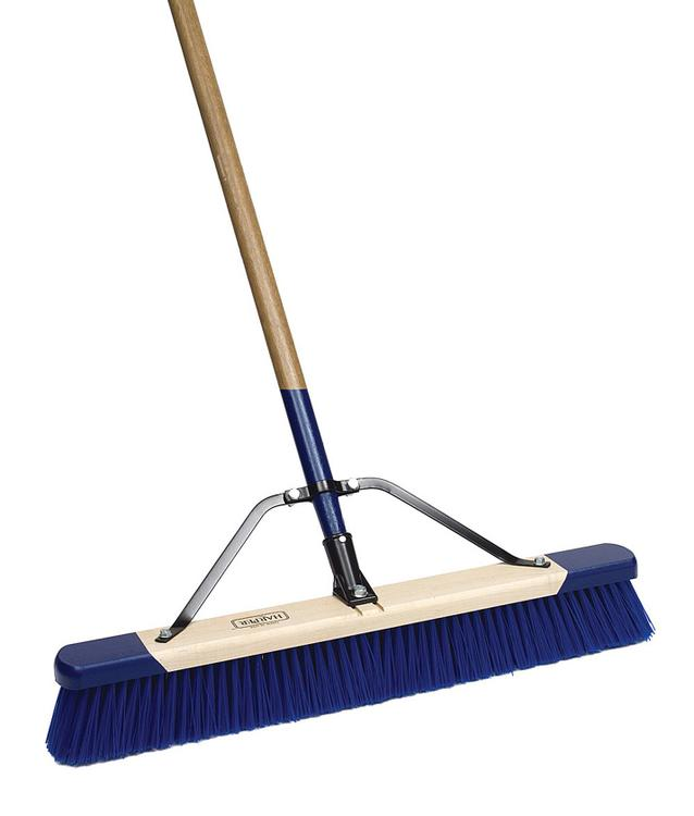 7924A Push Broom Rgh Blu 24