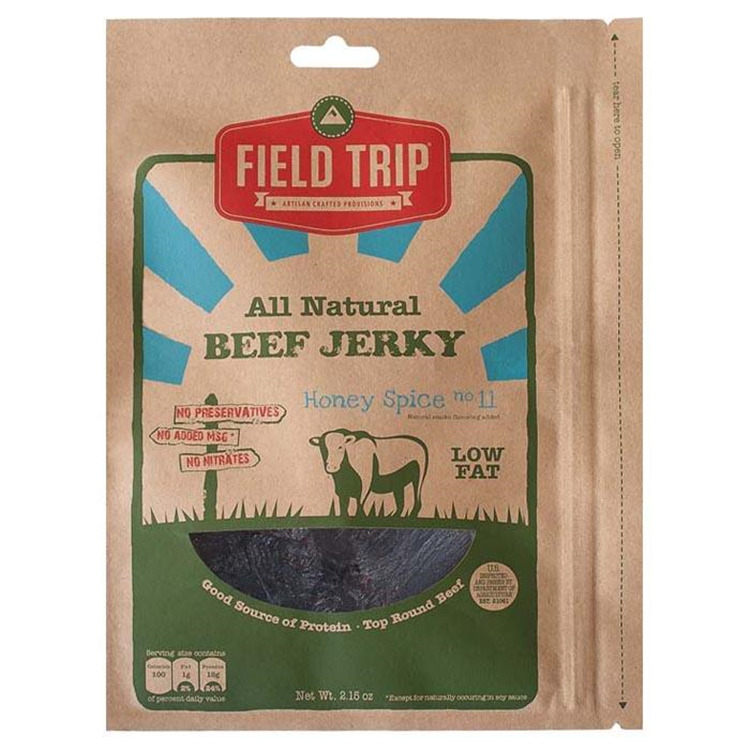 Honey Spice No 11 Jerky 2.2 Oz