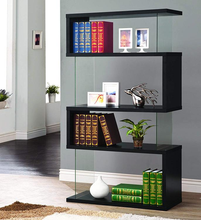 Coaster Home Floating Bookcase