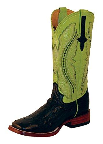 Ladies Full Quill Ostrich Boot