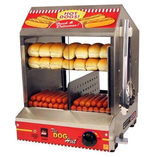 Paragon Dog Hut Hot Dog Steamer