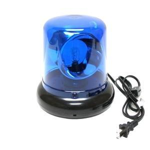 Blue Electrical Police Beacon Light