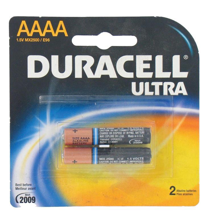 Duracell 80234852 Battery Aaaa 2Pk