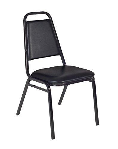 Restaurant Stack Chair- Black