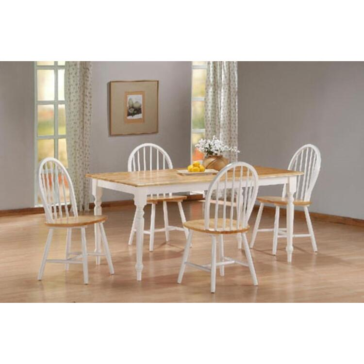 Farmhouse Dining (5 Piece Set)