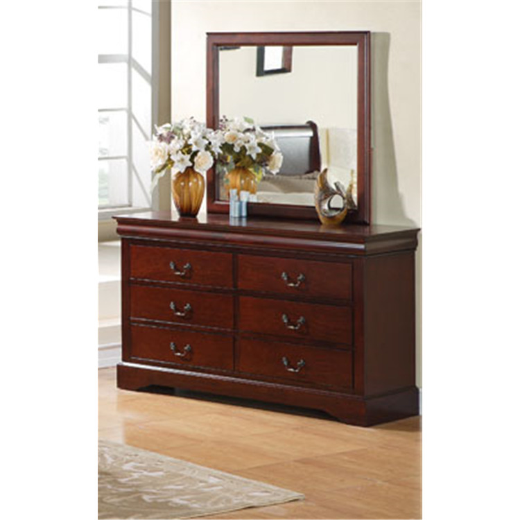 Standard Furniture Lewiston Dresser w/ Mirror - Standard Furniture - 804095 at Sears.com