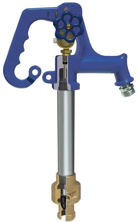 805Sb Yard Hydrant 5' Dlx Ll