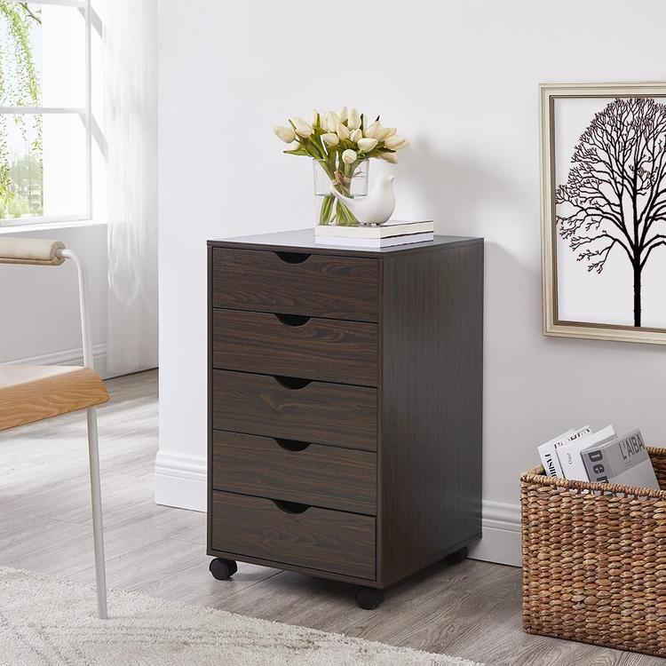 Taylor 5 Drawers Cabinet by Naomi Home